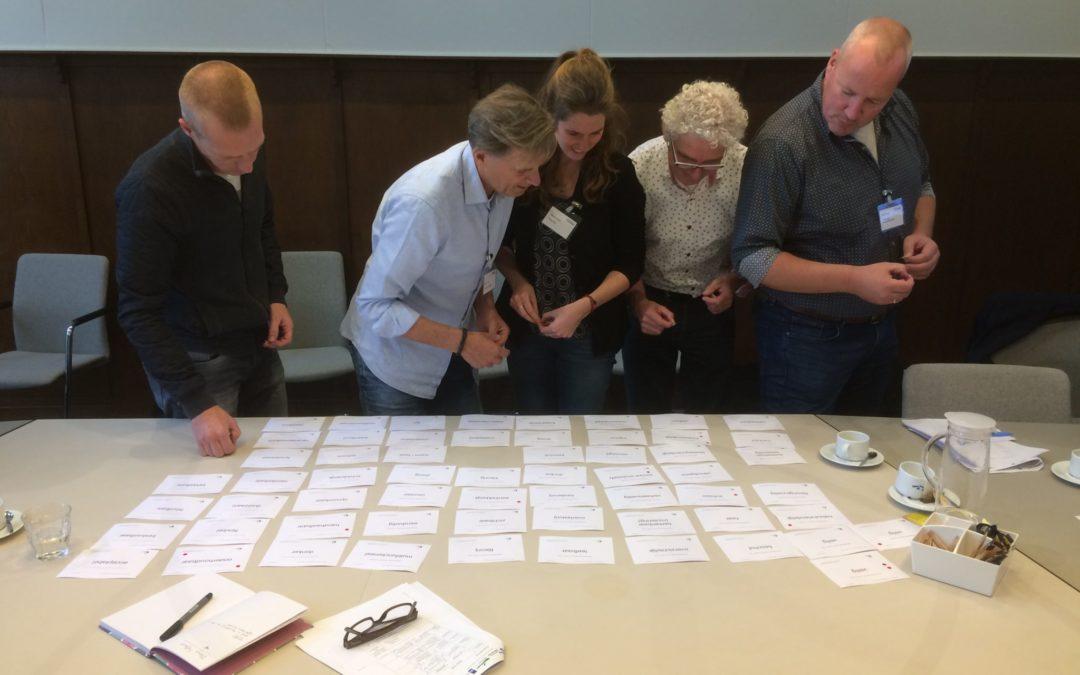 Verslag workshop Sturen op beleving