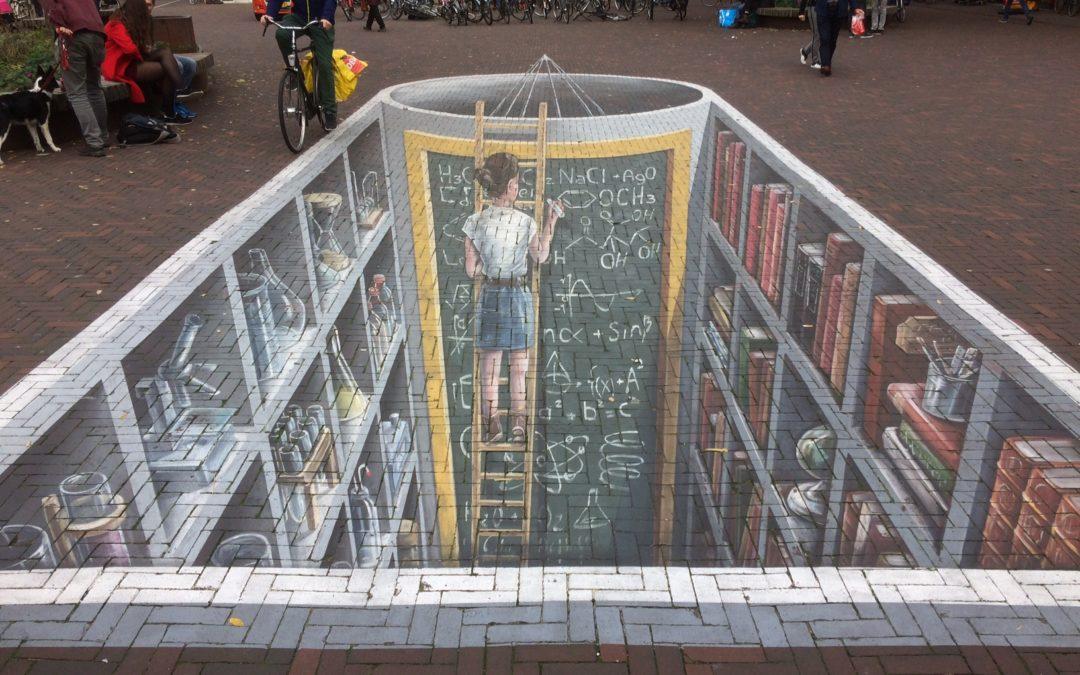 Scholen in Delft gaan ondergronds