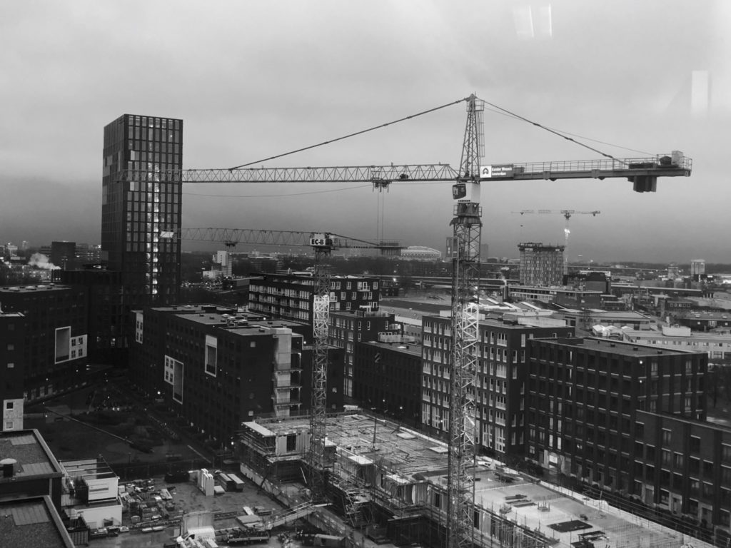 Amsterdam nieuwbouw